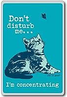Don't Disturb Me - motivational inspirational quotes fridge magnet - ?????????
