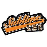 サブライム–新しい野球ロゴデカール