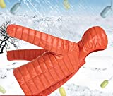 ニューバランス ダウンジャケット yukinko(ゆきんこ) 軽量 ダウン ジャケット レディース フード付き 保温性 中綿 カラバリエーション 収納袋