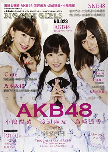BIG ONE GIRLS NO.023 (SCREEN特編版) -