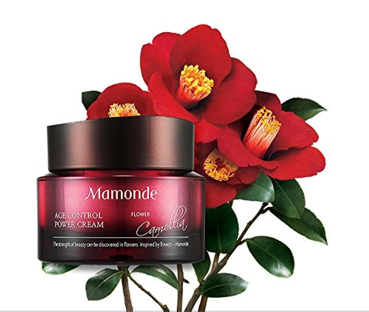 [MAMONDE/マモンド] Age Control Power Cream / エイジコントロールパワークリーム フェイスクリーム お肌 スキンケア 化粧品 コスメ 韓国コスメ SkinGarden/スキンガーデン