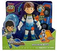 Miles From Tomorrowland Disney Junior Maximum Miles Deluxe Action Figure [並行輸入品]