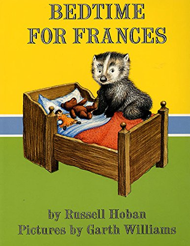 Bedtime for Frances (Trophy Picture Books (Paperback))の詳細を見る