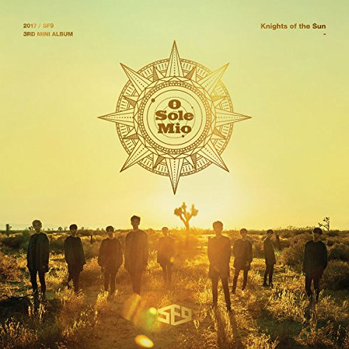SF9 3rdミニアルバム - Knights of the Sun