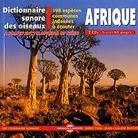 Dictionnaire Sonore Des 198 Especes