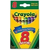 bin523008 – CrayolaクラシックカラーパックNontoxicクレヨン