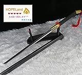 HOPELand® コスプレ道具 BLEACH ブリーチ 浦原喜助  紅姫 斬魄刀(ザンバクトウ)