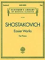 Easier Works (Schirmer's Library of Musical Classics)