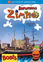 Just the Facts: Adventures of Zimmo - Boats [DVD] [Import]