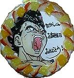 生クリームキャラクターケーキ(キャラクターひとつ) (直径21センチ7号サイズ))