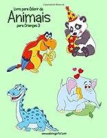 Livro para Colorir de Animais para Crianças 3