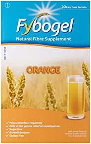 Fybogel Fibre Supplement Sachets, Orange (Count of 30)
