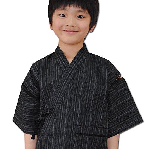 어린이 진베 유카타 기모노