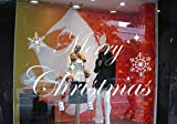 FEAST DAY クリスマス Chlistmas 雪の華 ホワイト ウォールステッカー 壁飾り