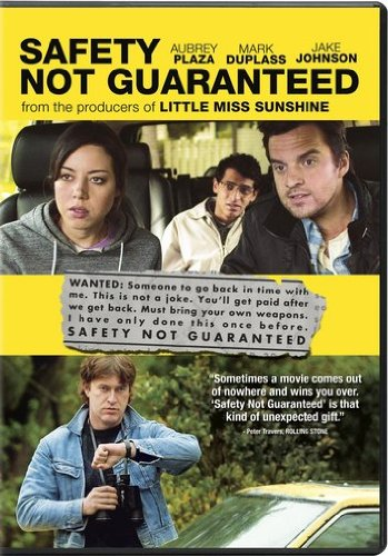 Safety Not Guaranteed / [DVD] [Import]