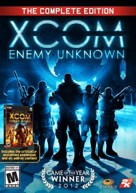 険しい申し立て徐々にXCOM: Enemy Unknown ? The Complete Edition(日本語版) [オンラインコード]