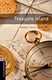 Treasure Island: Stage 4 (Oxford Bookworms Library)