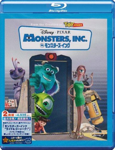 モンスターズ・インク [Blu-ray]の詳細を見る