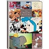 デルフィーノ ディズニー 2017年12月始まり 1日1ページ手帳 コラージュ B6サイズ DZ-78520