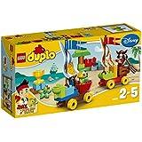 レゴ (LEGO) デュプロ ジェイクとネバーランドのかいぞくたちビーチレース 10539