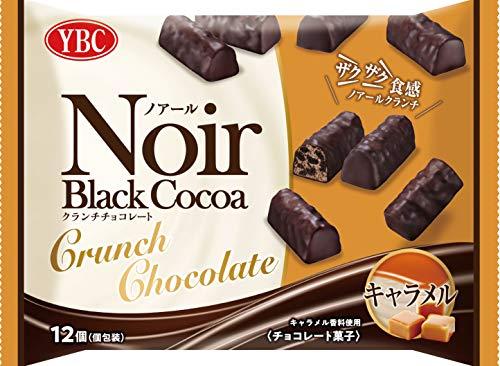 ヤマザキビスケット ノアールクランチチョコレートキャラメル 12個×12袋