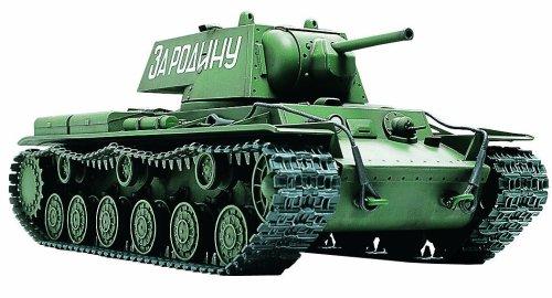 1/48 ミリタリーミニチュアシリーズ No.35 ソビエト KV-1 重戦車