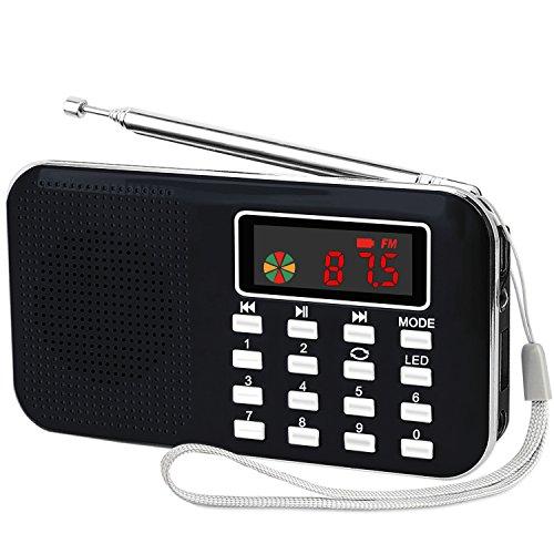 Newiy Start ポケットラジオ NS-Y-896AM