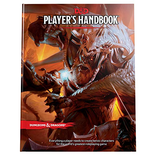 Dungeons & Dragons Player's Handbook (Core Rulebook, D&D Roleplaying Game) (D&D Core Rulebook)