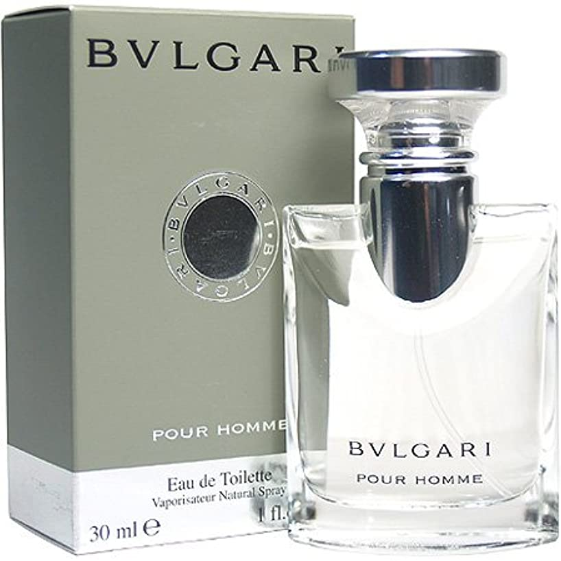 バッグ外側判定ブルガリ BVLGARI ブルガリ プールオム EDT SP 100ml