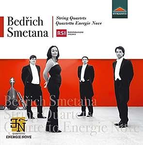 Bedrich Smetana: String Quartets