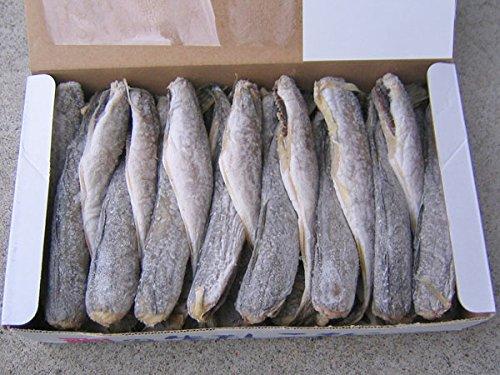 北海道根室産 氷下魚(こまい)一夜干 1kg(M・30尾前後)