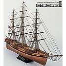 1155 輸入木製帆船模型 マモリ社 MV41 フライング・クラウド