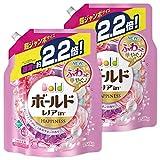 【まとめ買い】 ボールド 洗濯洗剤 液体 アロマティックフローラル&サボンの香り 詰め替え 超ジャンボ1.58kg×2個