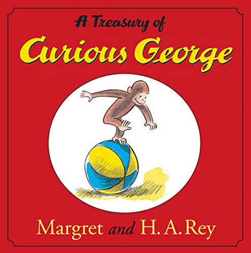 A Treasury of Curious Georgeの詳細を見る