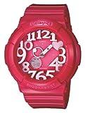 [カシオ] 腕時計 ベビージー ネオンダイアルシリーズ BGA-130-4BJF レッド