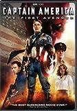 Captain America: The First Avenger (DVD) 画像