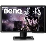 BenQ 24インチワイド Gamingモニター (Full HD/TNパネル/144Hz/Black eQulizer機能) XL2411Z
