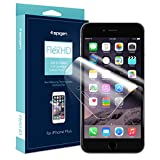 iPhone 6 Plus 保護フィルム, Spigen® [シュタインハイル】 フレックス HD スクリーンプロテクター (5.5) (2014) (国内正規品) (フレックス HD 【SGP11089】)