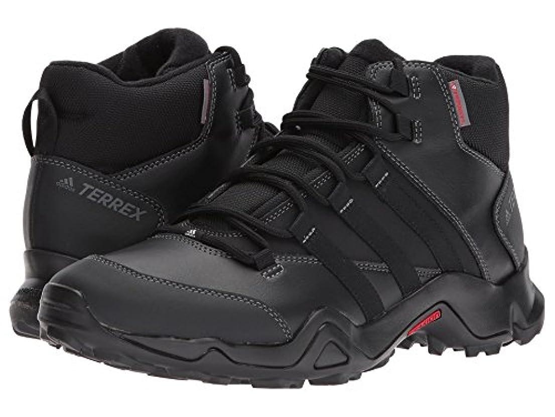 平日有毒なアプローチ(アディダス) adidas メンズブーツ?靴 Terrex AX2R Beta Mid CW Black/Black/Energy 10 (28cm) D - Medium