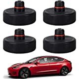 Spurtar Tesla Model 3 Jack Pad Car Lifting Pad Adapter Tool for Jack Stands 4 Pack