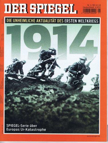 Der Spiegel [Germany] No. 1 2014 (単号)