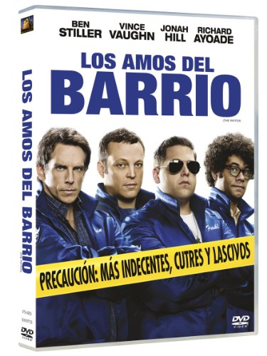 Los Amos Del Barrio (Dvd Import) (European Format - Region 2) (2013) Ben Stiller; Vince Vaughn; Jonah Hill