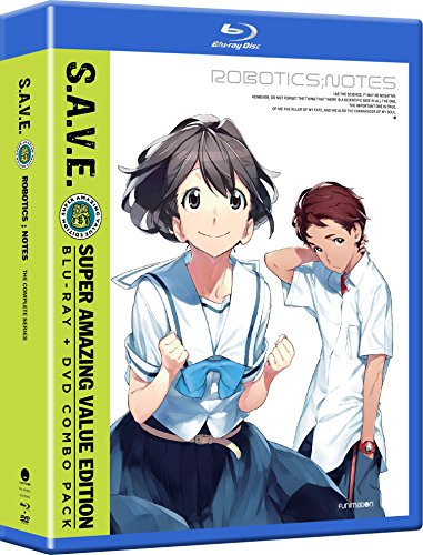 Robotics & Notes: The Complete Series - S.A.V.E. [Blu-ray]