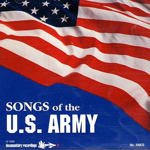 Patriotic Songs of the U.S. Army