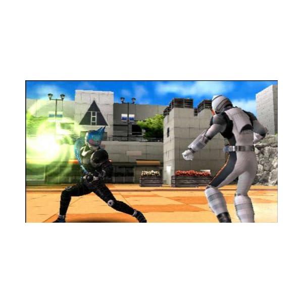 仮面ライダー 超クライマックスヒーローズ - PSPの紹介画像3