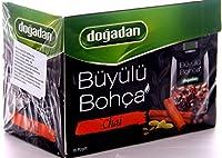 トルコのハーブティー 【Buyulu Bohca】 ミックススパイス ティーバッグ 2.5g×16P