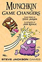 Munchkin Game Changers Card Game [並行輸入品]