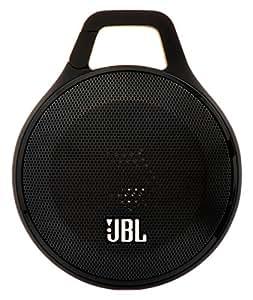 【国内正規品】JBL CLIP ポータブルワイヤレススピーカー Bluetooth対応 ブラック JBLCLIPBLKAS