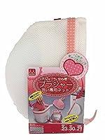 創和 洗濯ネット ブラジャー洗い専用ネット(キャッチフック付)