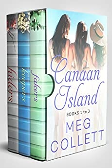 Canaan Island: Books 1-3 by [Collett, Meg]